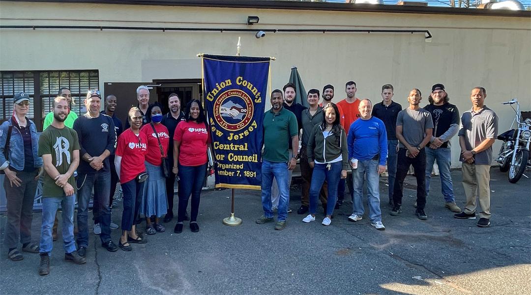 Labor Walk, Saturday, September 25