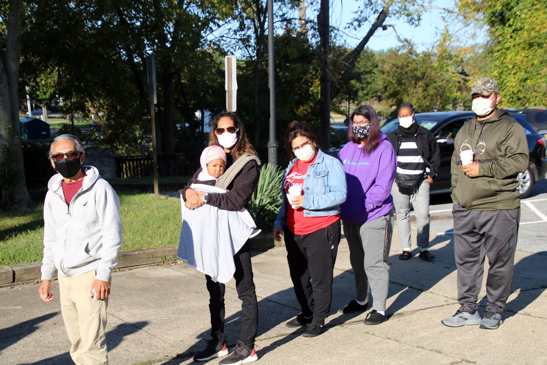 Contactless Labor Walk 10-03-2020