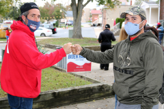 Contactless Labor Walk 10-24-2020