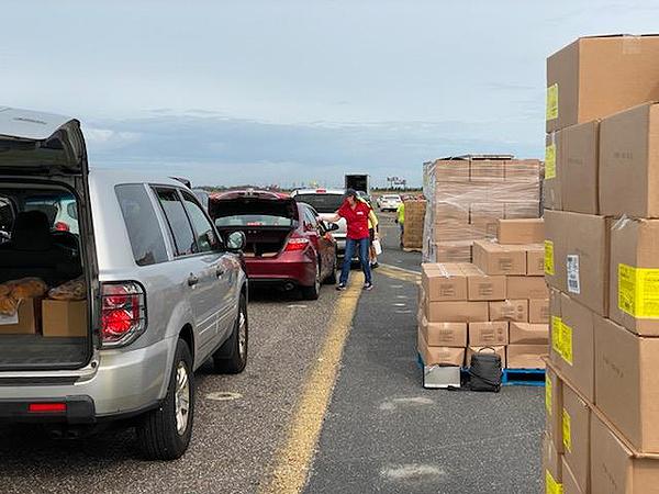 Operation Feed Atlantic City Sept. 17, 2020