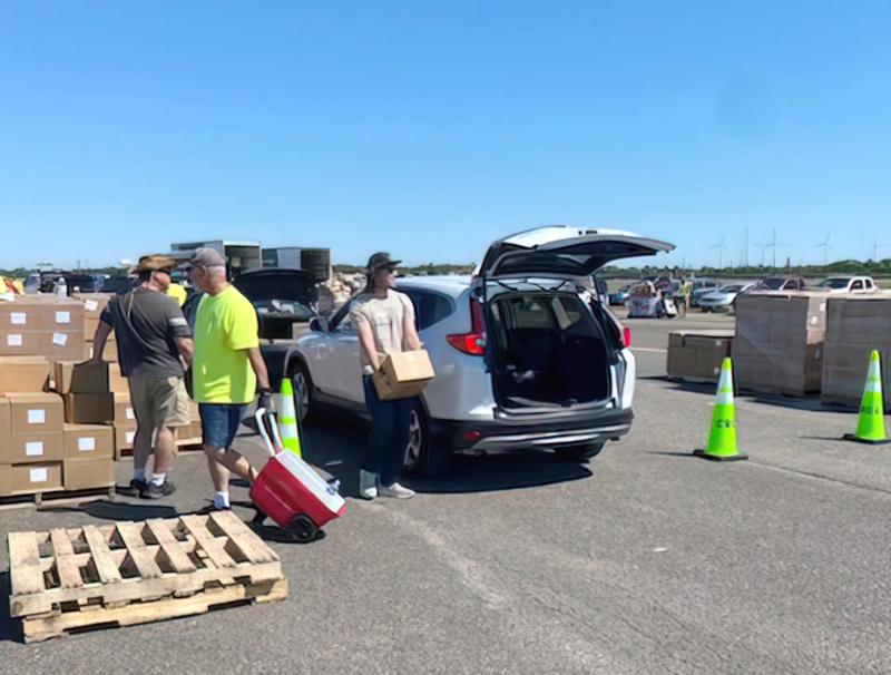 Operation Feed Atlantic City 0617
