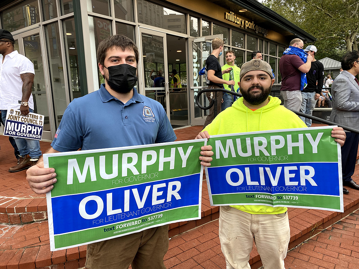 Rally for Murphy