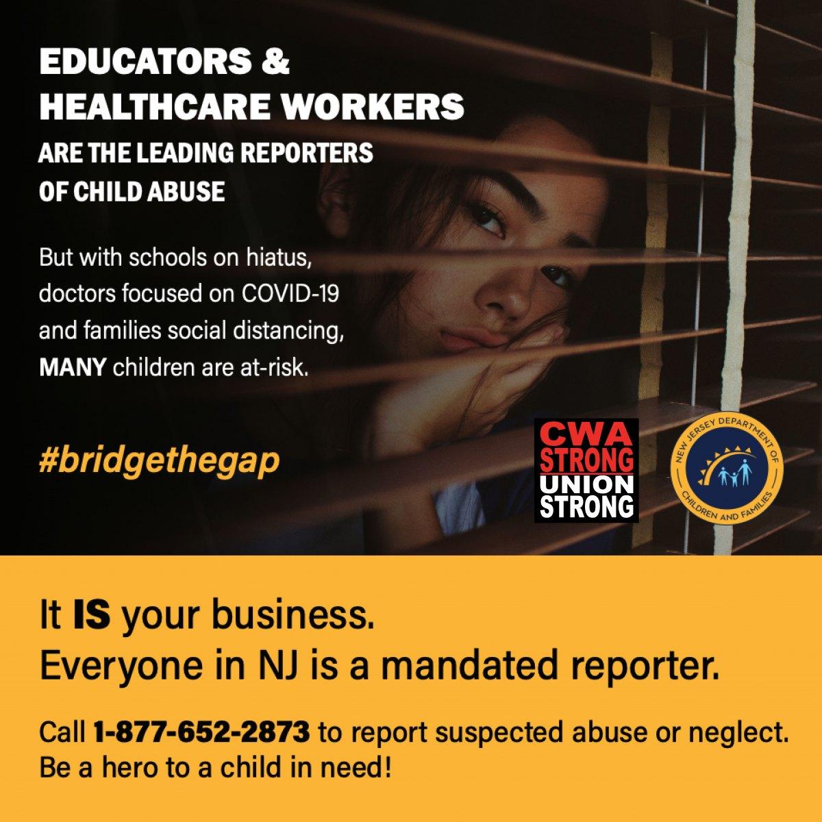 CHILD.ABUSE.PREVENTION-EDUCATORS.HEALTHCARE CWA DCF
