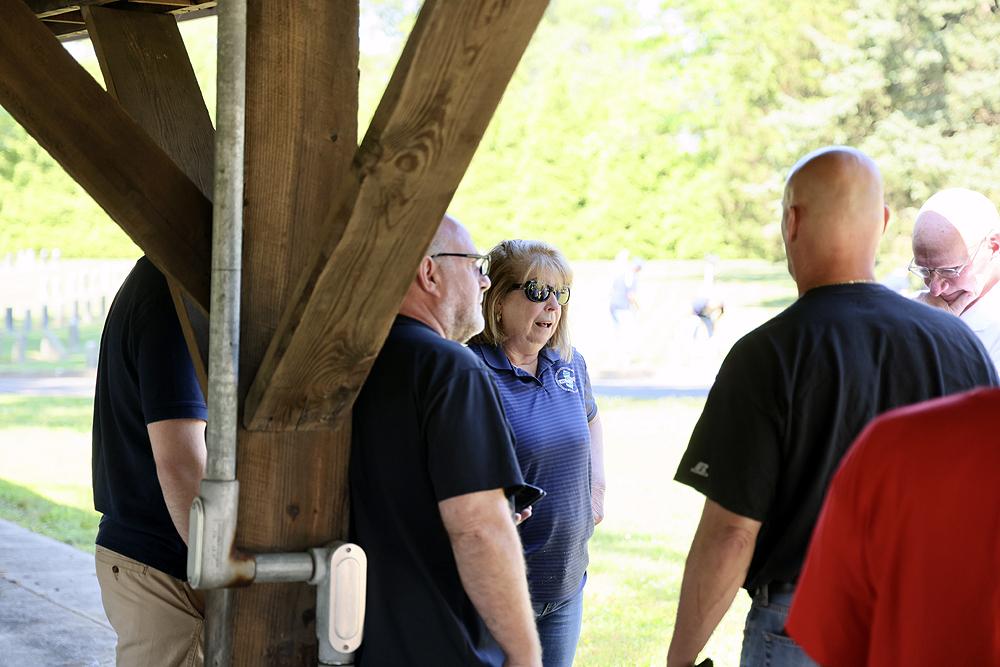 Union Veterans Honor Deceased Heroes