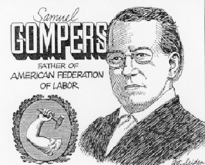 Gompers Founds AFL